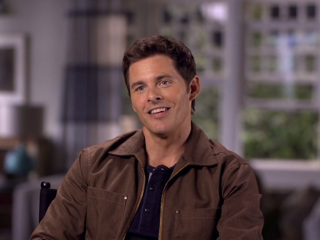 James Marsden On Acting With Jim Carrey And Seeing Him Have Fun
