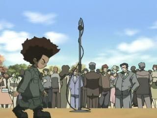 The Boondocks: Seasons 1 And 2