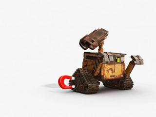 Wall-e Meets Magnet Vignette