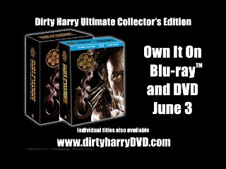 Dirty Harry Ultimate Collectors Edition