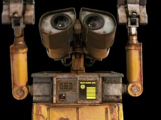 Wall-e Featurette The Man  The Machine