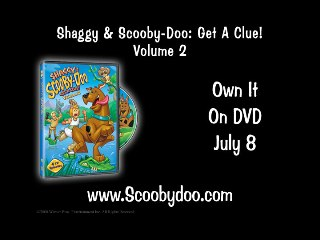 Shaggy And Scooby-Doo Get A Clue