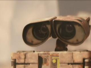 Wall-e Day At Work