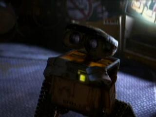 Wall-e Dance Off