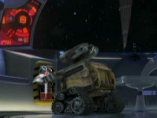 Wall-E: Podblast