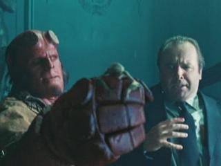 Hellboy 2 The Golden Army Tooth Faries Attack
