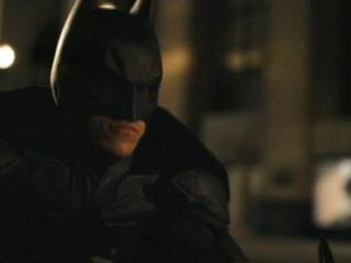The Dark Knight Theres A Batman