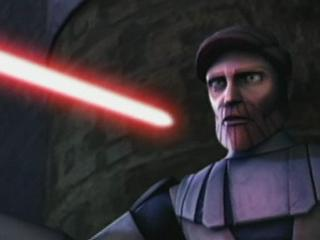 Star Wars The Clone Wars Obi-wan Vs Ventress