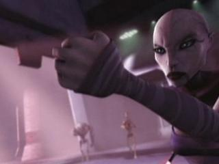 Star Wars: The Clone Wars (Asaji Ventress-Deadly Assassin)