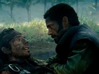 Tropic Thunder Youre My Brother - Tropic Thunder - Flixster Video