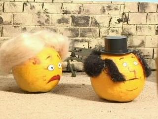 Oranges Revenge Of The Eggplant
