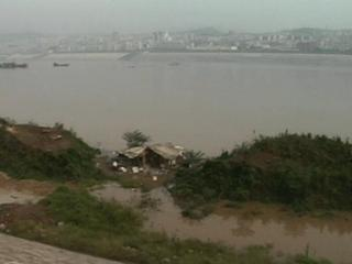 Up The Yangtze The Yu Family Farm Gets Completely Flooded