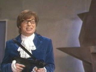 AUSTIN POWERS