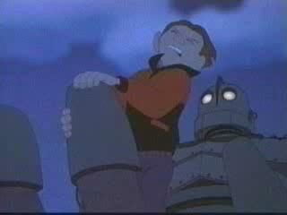 Iron Giant The Trailer 1