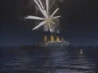 Was a fire real reason the 'unsinkable' Titanic went down?