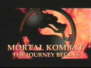 Mortal Kombat The Journey Begins