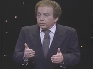 Jackie Mason The World According To Me