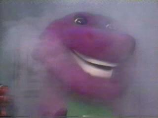 barney and the backyard gang waiting for santa trailer 1991 video