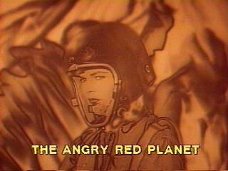 The Angry Red Planet