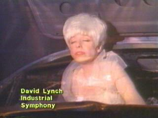 David Lynch Industrial Symphony