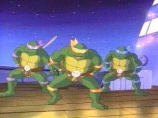 Teenage Mutant Ninja Turtles: Sewer Heroes