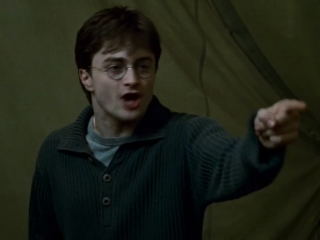 Harry Potter And The Deathly Hallows-Part 1