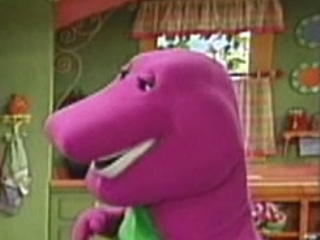 Barney Come On Over To Barneys House