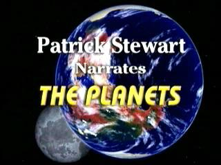 Patrick Stewart Narrates The Planets Epoch 2000