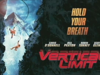 VERTICAL LIMIT: POSTER ART