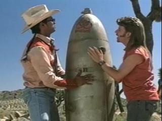 Joe Dirt Scene Atom Bomb