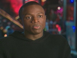 SEAN PATRICK THOMAS: SOUNDBITE