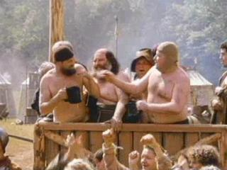 A Knights Tale Scene We Will Rock You