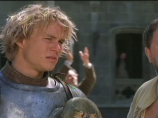 A Knights Tale Scene Concentrate