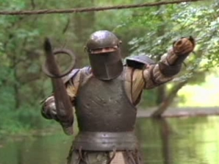 A Knight's Tale Scene: Training