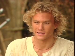 A Knight's Tale Soundbites: Heath Ledger