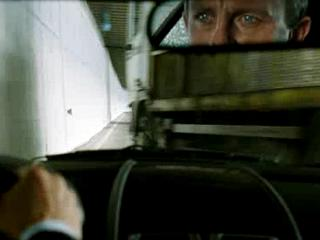 Quantum Of Solace Tunnel Car Chase