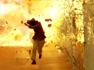 Quantum Of Solace: Hotel Explosion Rev