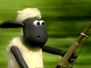Shaun The Sheep Off The Baa