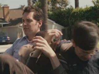 on the set of role models 2009 v video