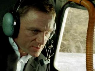 Quantum Of Solace Plane Crash