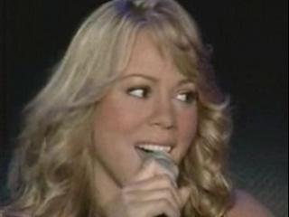 Performer: Mariah Carey