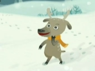 Snowball The Missing Reindeer