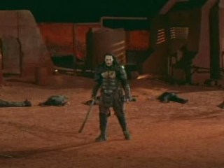 GHOSTS OF MARS SCENE: LEAVE THEM