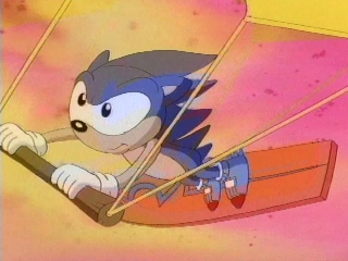 sonic the hedgehog sonic christmas blast clip 2001 video detective - Sonic Christmas Blast