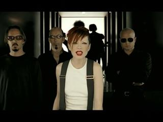 Shirley manson short hair androgyny