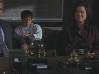 Donnie Darko Scene Donnie And Parents In Principals Office