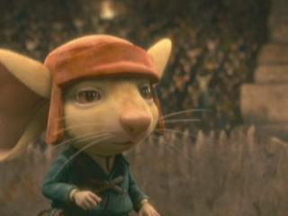 The Tale Of Despereaux Botticelli Unleashes The Cat On Despereaux