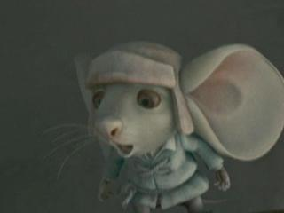 The Tale Of Despereaux Despereaux Tries To Tell Chef Andre About The Princess Capture