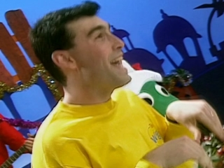 The Wiggles A Wiggly Wiggly Christmas