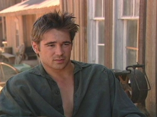 American Outlaws Colin Farrell-on Playing Jesse